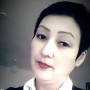 Жанна Ташмаганбетова