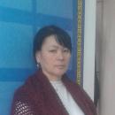 Жанар Амирбекова