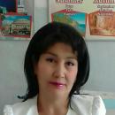 Сандугаш Алмагамбетова