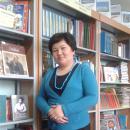 Жадыра Кодарова