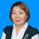 Жанна Кунарова